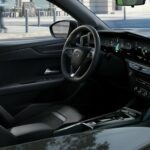 Opel e-Mokka 100% électrique planche de bord
