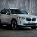 calandre BMW iX3 2021