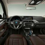 intérieur BMW iX3 2021
