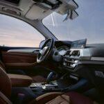 habitacle BMW iX3 2021
