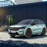 Škoda Enyaq 2021 calandre