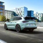Škoda Enyaq 2021 coffre
