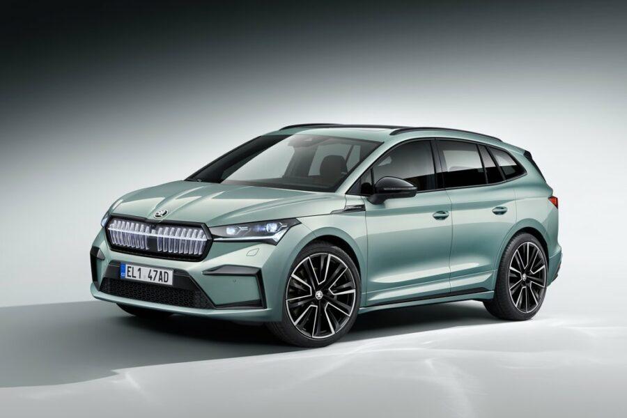 Škoda Enyaq 2021