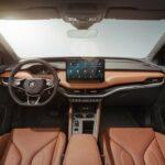 Škoda Enyaq 2021 tableau de bord