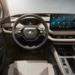 au volant du Škoda Enyaq 2021