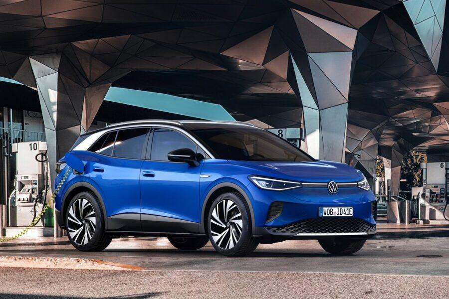 Volkswagen ID.4 2021 SUV 100 électrique