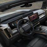 Hummer EV 2022 intérieur