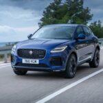 face avant Jaguar E-Pace 2021