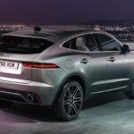 vue arrière Jaguar E-Pace 2021