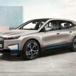 BMW iX 2021 voiture électrique