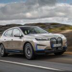 BMW iX 2021 face avant