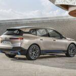arrière BMW iX 2021