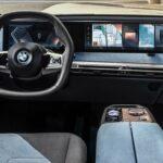 habitacle BMW iX 2021