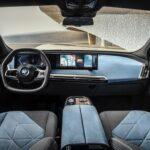 au volant de la BMW iX 2021