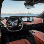 écran incurvé BMW iX 2021