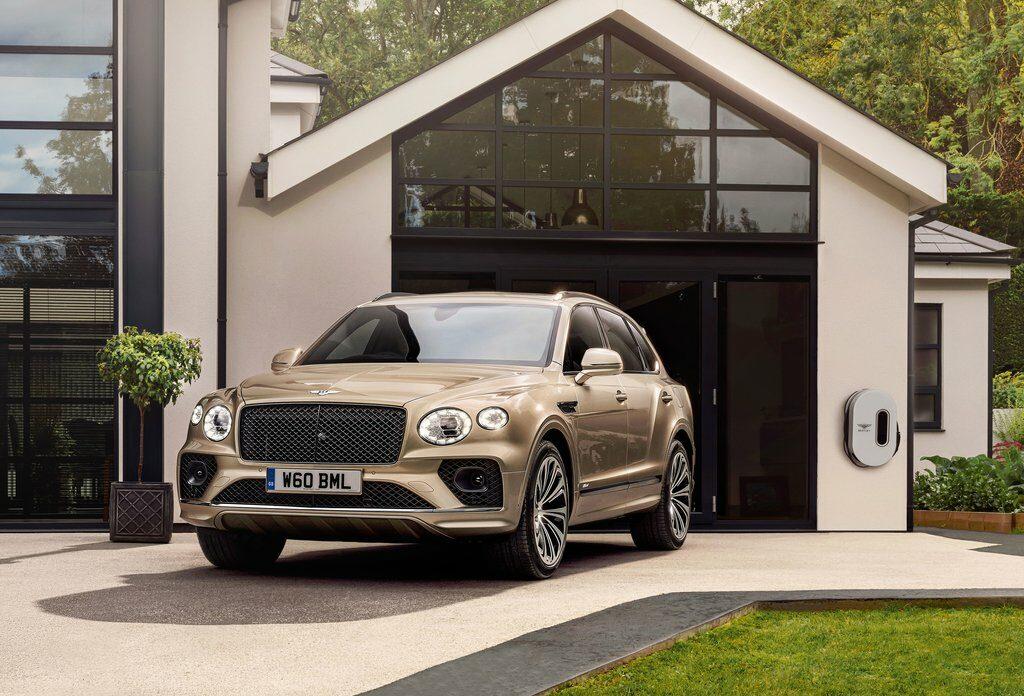 Bentley Bentayga Hybride 2021 PHEV rechargeable