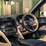 habitacle Bentley Bentayga Hybride 2021