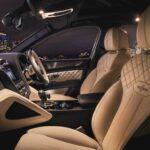 siège avant Bentley Bentayga Hybride 2021