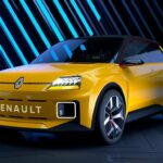 Renault 5 2021 100% électrique face avant