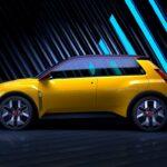 Renault 5 2021 100% électrique 3 portes