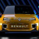 Renault 5 2021 neo retro vintage voiture électrique