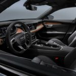 habitacle Audi e-tron GT 2022