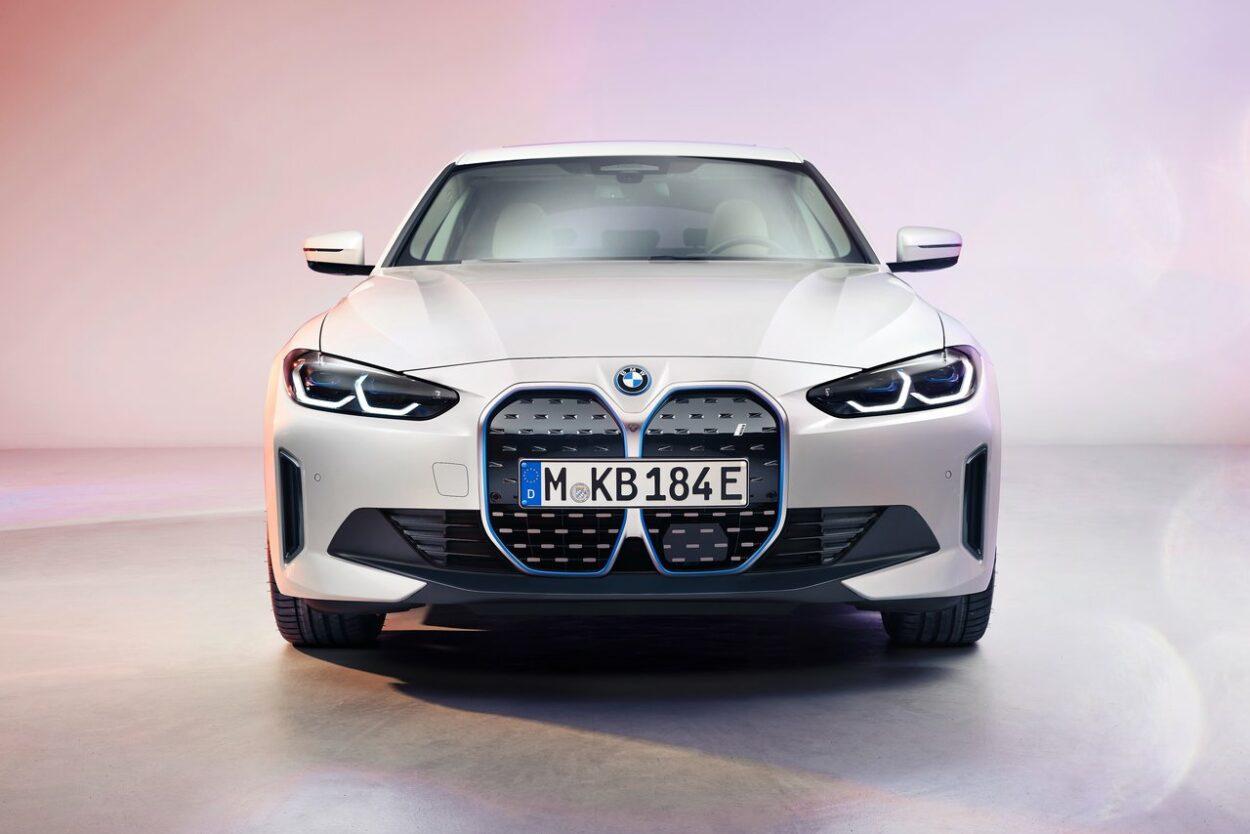 photos officielles BMW i4 2022