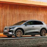 Audi Q4 e-tron 2022 100% électrique