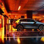 Audi Q4 e-tron 2022 en charge