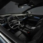 Audi Q4 e-tron 2022 habitacle