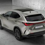 Lexus NX 2022 arrière