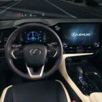au volant Lexus NX 2022