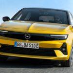 Opel Astra 2022 Vizor