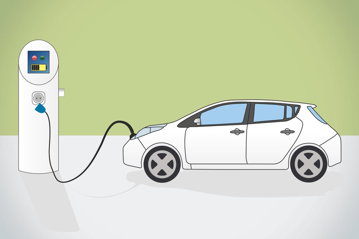 Comment fonctionne un moteur de voiture électrique ?