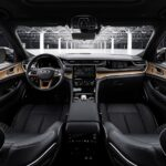 au volant jeep hybride